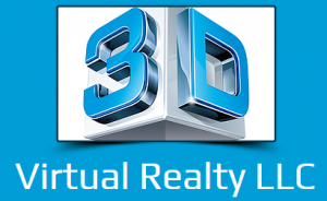 3D Virtual Realty LLC Logo